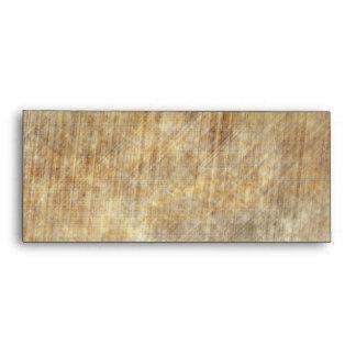 Sleepy Parchment Envelope