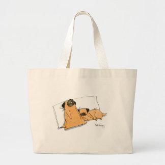 Sleepy Pugs Bags