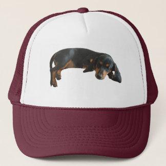 Sleepy Puppy Trucker Hat