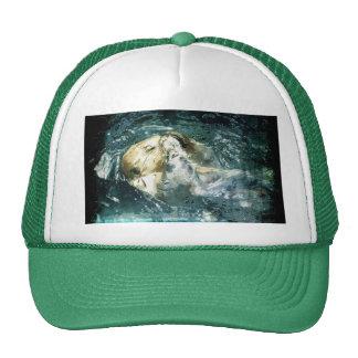 Sleepy Sea Otter Wildlife Supporter Trucker Hat