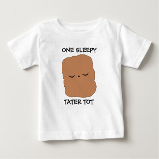 Sleepy tater tot t-shirt