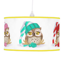 Sleepy Time Owl - Light Up Your Life Lamps