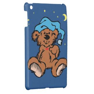 Sleepy Time Teddy Bear iPad Mini Covers