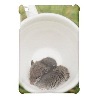 Sleepytime Cute Baby Mice Case For The iPad Mini