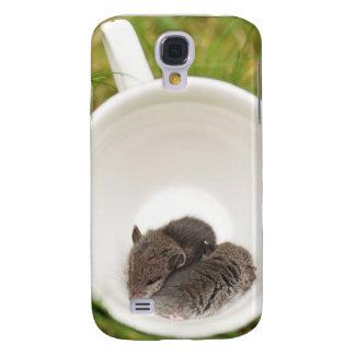 Sleepytime Cute Baby Mice Samsung S4 Case