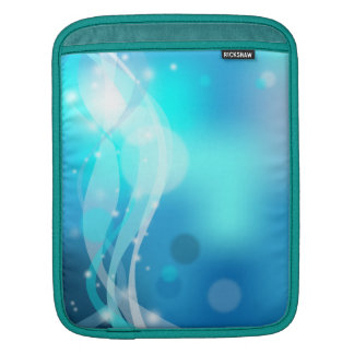 Sleeve iPad abstract background Sleeves For iPads