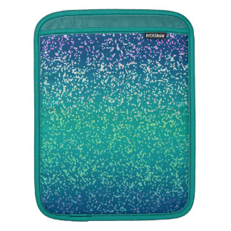 Sleeve iPad Glitter Graphic Background