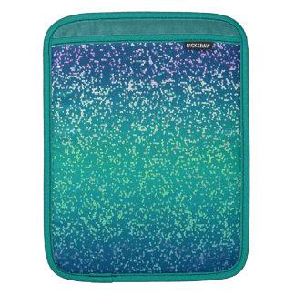Sleeve iPad Glitter Graphic Background iPad Sleeve