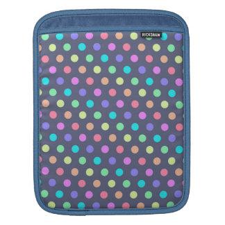 Sleeve iPad Hot Polka Dots Sleeve For iPads