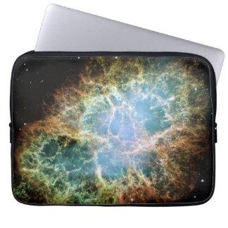 Sleeve laptop - Crab Nebula Laptop Sleeve