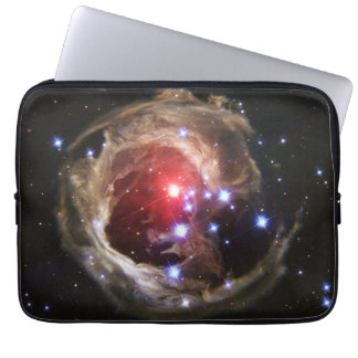 Sleeve laptop - Variable Star V838 Monocerotis Laptop Sleeve