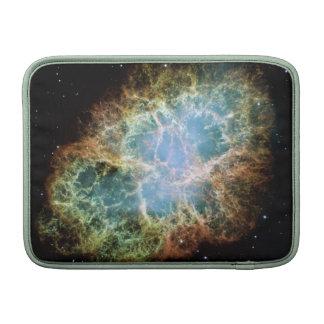Sleeve mac air - Crab Nebula MacBook Sleeves
