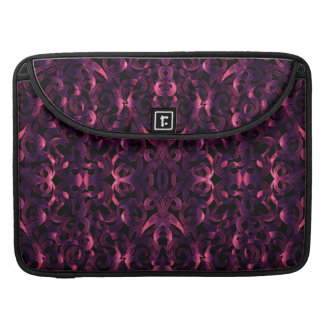Sleeve MacBook Floral abstract background Sleeves For MacBook Pro