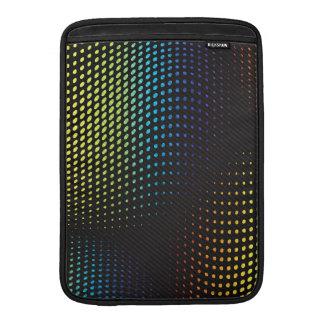 Sleeve MacBook seamless retrò pattern