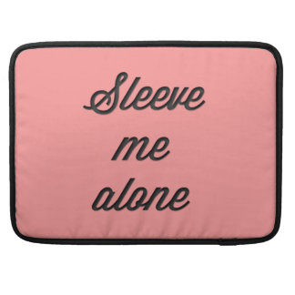 sleeve me alone typo laptopsleeve