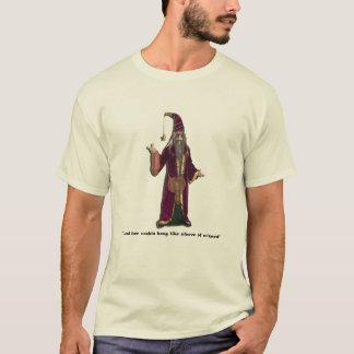 Sleeve of Wizard T-Shirt