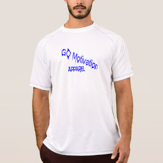 Sleeveless GOMA Smeared T-Shirt