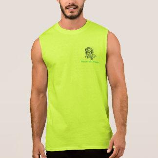 Sleeveless Muscle Shirt