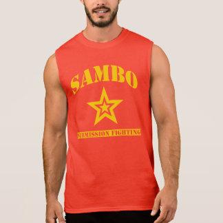 Sleeveless Sambo T-shirt