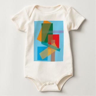 SleeveT-Camisa larga infantil Mamelucos De Bebé