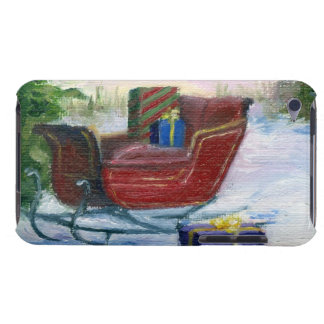 Sleigh ACEO iPod Touch Case-Mate Case