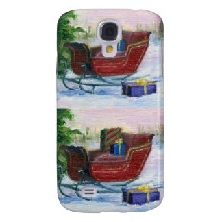 Sleigh aceo IPhone 3 Case