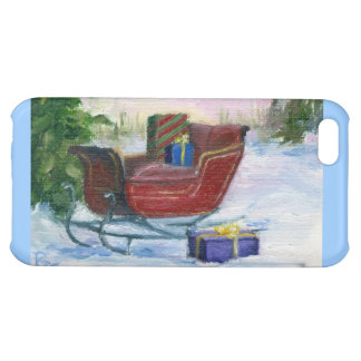 Sleigh aceo IPhone 4 Case