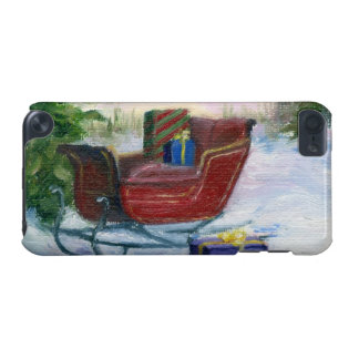 Sleigh aceo IPod Touch Case