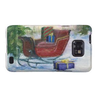 Sleigh ACEO Samsung Galaxy Case Samsung Galaxy SII Cover