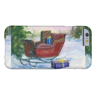 Sleigh Barely There iPhone 6 Case