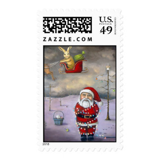 Sleigh Jacker Stamps