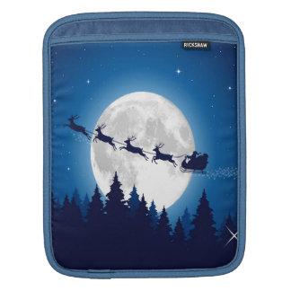 Sleigh Ride iPad Sleeves