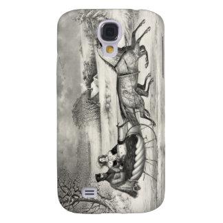 Sleigh Ride iPhone 3 case