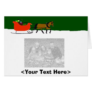 Sleighride, family_horz_placeholder, <Your Text... Card