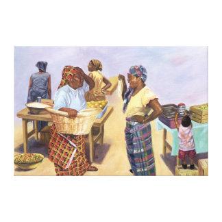 Sleight of Hand 1997 Canvas Print