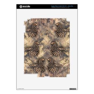 Sleipnir Decal For iPad 3