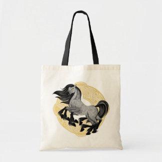 Sleipnir, Odin's 8-Legged Horse Tote Bag
