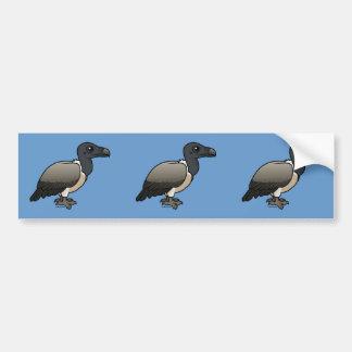 Slender-billed Vulture Bumper Sticker