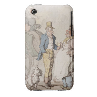 Slender Billy, Travellers taking refreshment (w/c Case-Mate iPhone 3 Case
