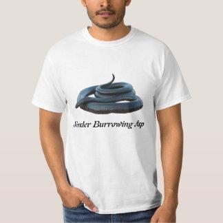 Slender Burrowing Asp Value T-Shirt