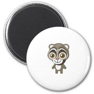 Slender Loris - My Conservation Park 2 Inch Round Magnet