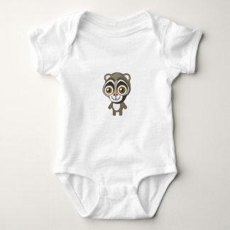 Slender Loris - My Conservation Park Baby Bodysuit