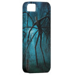 Slender Man and the Lost Soul iPhone 5 Case
