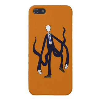 Slender Man - Book of Monsters Halloween Cover For iPhone SE/5/5s