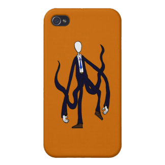 Slender Man - Book of Monsters Halloween iPhone 4/4S Cover