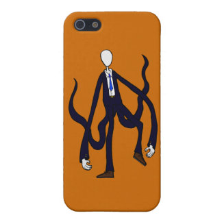 Slender Man - Book of Monsters Halloween iPhone SE/5/5s Cover