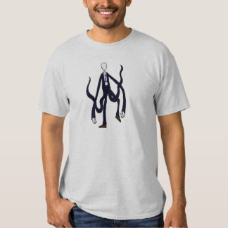Slender Man - Book of Monsters Halloween T-Shirt