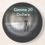 slender man.jpg, Gimme 20 Dollars Coaster