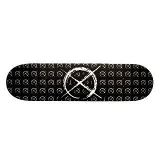 Slender Man Skateboard Decks