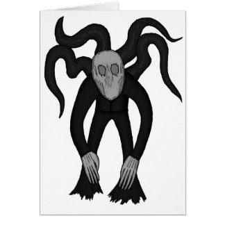 SlenderMan Card